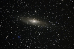 Messier 31 (M31) Andromeda Galaxy
