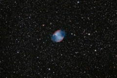 Messier 27 (M27)- The Dumbbell