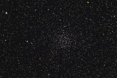 Open cluster NGC 7789 in Cassiopieia