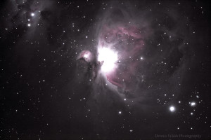 M42 stacked