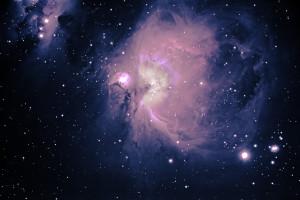 M42 saturation
